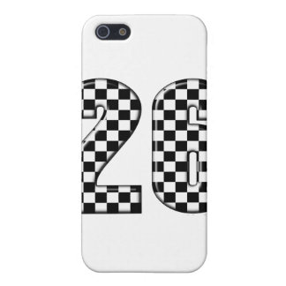 26 auto racing number iPhone SE/5/5s cover