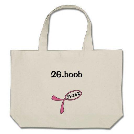 26.boob bolsa lienzo