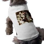 26 de diciembre - vintage coloreado mano camisetas de perrito