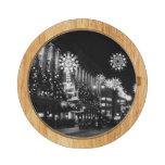 26 de noviembre de 1960: Luces de navidad de la ci