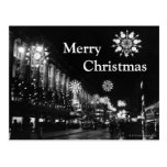 26 de noviembre de 1960: Luces de navidad de la Tarjetas Postales