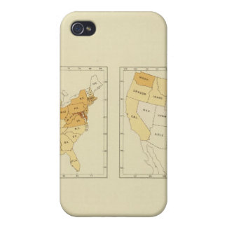 26 Interstate migration 1890 MEMS Covers For iPhone 4