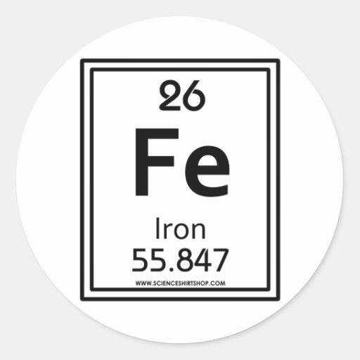 26 Iron Stickers