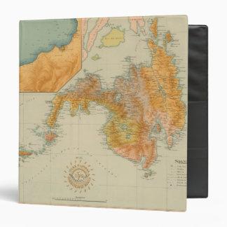"26 Jolo en Mindanao Carpeta 1 1/2"""