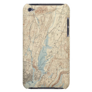 26 New Haven sheet Barely There iPod Cases