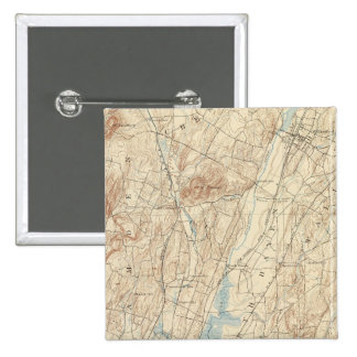 26 New Haven sheet 2 Inch Square Button