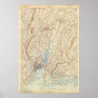 26 New Haven sheet Print