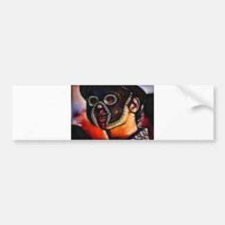 26 - Penumbra Mask Bumper Stickers