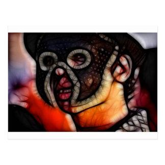 26 - Penumbra Mask Postcards