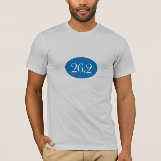 26 point 2 blue T-Shirt