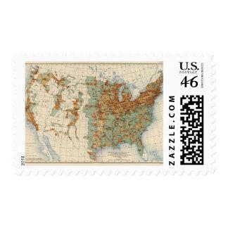 26 Population in cities >2000 inhabitants, 1900 Stamps