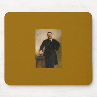 26 Theodore Roosevelt Mouse Pad