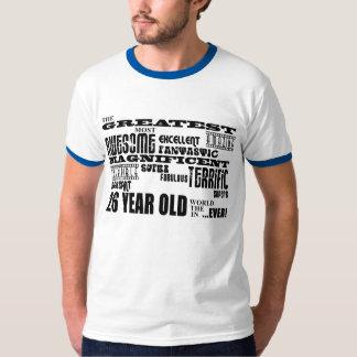 26th Birthday Party Greatest Twenty Six Year Old T-Shirt