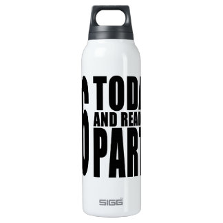 26th Birthdays Parties : 26 Today & Ready to Party 16 Oz Insulated SIGG Thermos Water Bottle