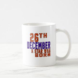 26th December a star was born Coffee Mug