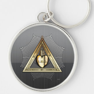 26th Degree: Friend and Brother Eternal Keychain