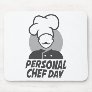 26th  February - Personal Chef Day Mouse Pad