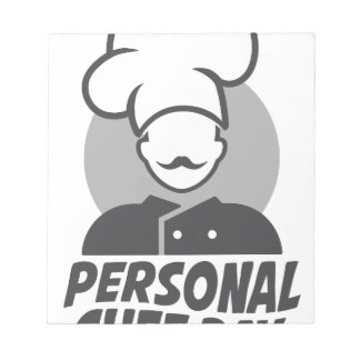 26th  February - Personal Chef Day Notepad