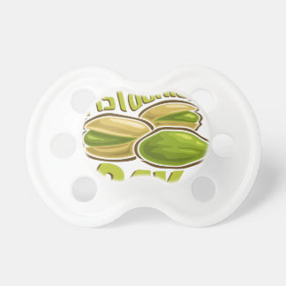 26th February - Pistachio Day Pacifier