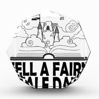 26th February - Tell A Fairy Tale Day Award