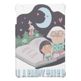 26th February - Tell A Fairy Tale Day iPad Mini Covers