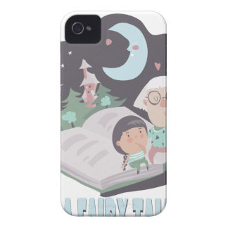 26th February - Tell A Fairy Tale Day iPhone 4 Cover