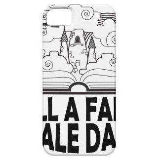 26th February - Tell A Fairy Tale Day iPhone SE/5/5s Case