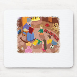 26th February - Tell A Fairy Tale Day Mouse Pad