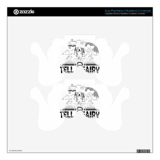 26th February - Tell A Fairy Tale Day PS3 Controller Skins
