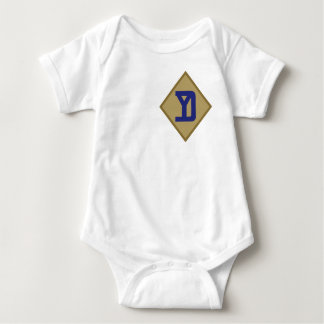 26th ID Baby Bodysuit
