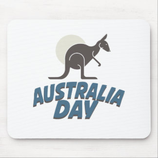 26th January - Australia Day Mouse Pad
