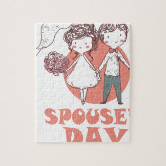 26th January - Spouse's Day Jigsaw Puzzle