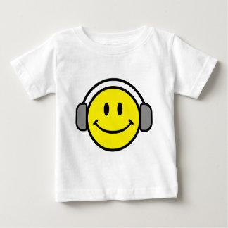 2700-Royalty-Free-Emoticon-With-Headphones EMOTICO Playeras