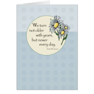 2731 Newer Every Day Birthday Card