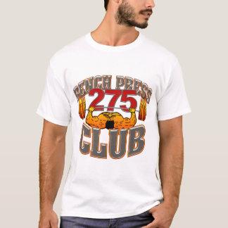 275 Club Bench Press Muscle Tank T