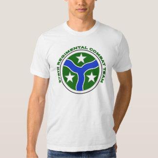 278th RCT shoulder patch T-shirt
