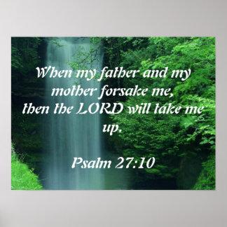 27:10 del salmo impresiones