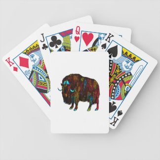 27 (4) BICYCLE PLAYING CARDS