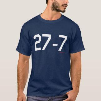 27-7 vs. Red Sux T-Shirt