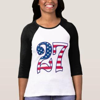 27 Age USA T-Shirt
