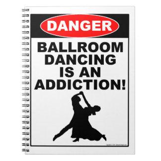 27. Cuaderno de los apegos del salón de baile