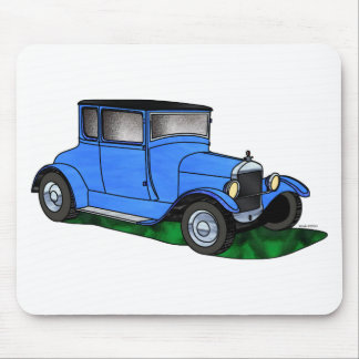 27 Ford Model T Coupe Mousepads