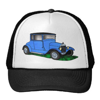 27 Ford Model T Coupe Trucker Hat