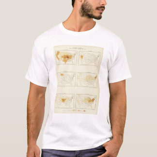 27 Interstate migration 1890 MONJ T-Shirt