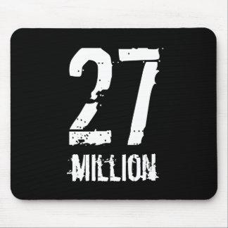 27 miilion mouse pad