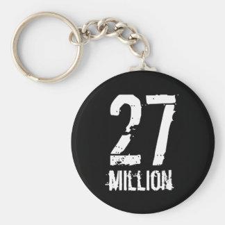 27 million keychain