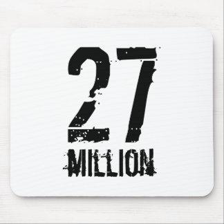 27 million mouse pad