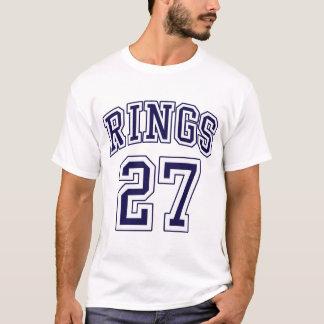 27 Rings New York t-shirt