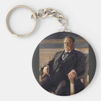 27 William Howard Taft Keychain