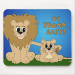 27 Years Baby Mouse Pad